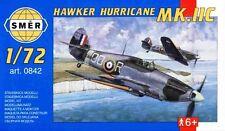 HURRICANE Mk II c (3rd & 213rd escadres RAF marquages) 1/72 SMER