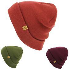 Beanie Hat Cap Hiver Chaud Vert Rouge Violet Hawkins Hommes Femmes Tricot Unisexe Ski