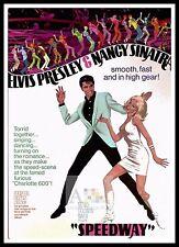 Speedway    Elvis Presley Movie Posters Musicals Classic Films