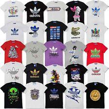 Adidas Originals Trefoil Tee Men's Leisure 80er T-Shirt Special Edition XS-XXL