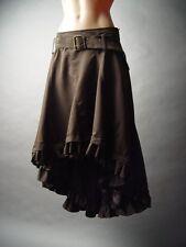 Steampunk Western Victorian Prairie Riding Petticoat 236 mv Skirt 1XL 2XL 3XL