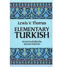 Elementary Turkish-ExLibrary