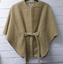 Womens Ladies New Short Batwing Tie Belt Shawl/Poncho/Cape/Cardigan/Coat 8-16