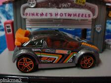 2011 Hot Wheels HW TUNERZ Excl SUPER GNAT☆Gray☆ZAMORA Rally California☆loose