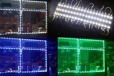 LEDUPDATES STOREFRONT LED LIGHT Brightest WINDOW 5050 + UL POWER SUPPLY