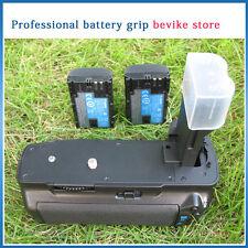 Battery Grip +2 LP-E6 Battery For  EOS-5DII 5DMARKII 5D2 DSLR  BG-E6 BGE6