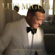 LUIS MIGUEL - M'XICO POR SIEMPRE! NEW CD