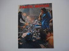 advertising Pubblicità 1973 MOTO FANTIC TI / TX7 TX 7 MINI MATIC