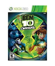 Ben 10 Omniverse - Xbox 360, Good Xbox 360, Xbox 360 Video Games