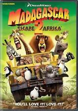 Madagascar: Escape 2 Africa (DVD, 2009,Widescreen)