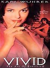Vivid, Luscious (DVD, 1999, Brand New)