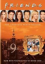 Friends - The Complete Ninth Season (DVD, 2010, 4-Disc Set)