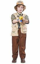 Boys Kids Fisherman Costume By Dress up America