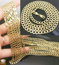 10k Gold cuban link chain 20 Inch,22 Inch,24 Inch,26 Inch,28 inch,30 inch,4.5mm