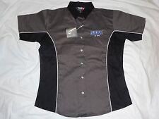NEW Sega E3 2012 WOMEN'S Racing Style Button Up Shirt Sizes S L & XL Promo TMR