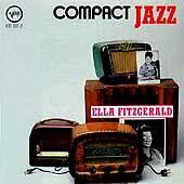 Ella Fitzgerald - Compact Jazz (CD Album 1987) FREEPOST