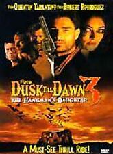 From Dusk Till Dawn 3: The Hangmans Daughter (DVD, 2006) MINT! Great horror