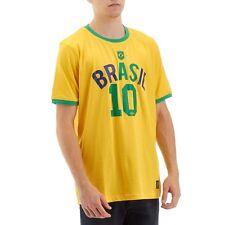Umbro Brasil #10 Mens Soccer/Casual T-Shirt  NWT