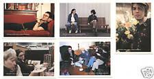 DANDY WARHOLS promo POSTCARD SET -- 2000 Urban Bohemia set of 5 postcards