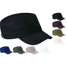 femmes Beechfield style armée 100% coton lourd chapeau