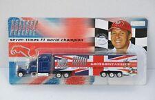 Michael Schumacher 7 volte campione del mondo F1, modello RACE F1 i trasportatori 1:87th