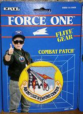 Ertl Flite Gear Combat Patch Nib - Air Defense Weapons Center