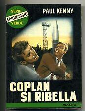 Kenny # COPLAN SI RIBELLA # Ripalta 1964