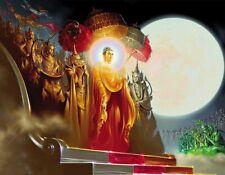 LORD BUDDHA GLOSSY POSTER PICTURE PHOTO buddhahood buddhism dharma nirvana 1407