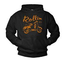 Roller suéter con capucha Vespa suéter sudaderas Cool regalo ha fallado