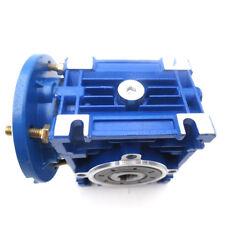 NMRV030 Worm Gear Reducer 56B14 Ratio 15 20 30 40 50:1 for Asynchronous Motor