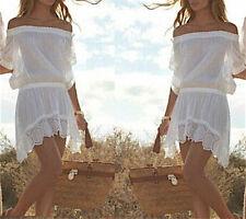 Vestito Copricostume Donna Mini Dress Woman Cover up COV0027