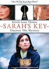 Sarah's Key (DVD, 2011, Widescreen) Brand New/Ships FREE!  Kristin Scott Thomas