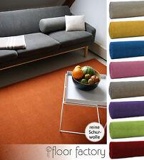 Tapis Moderne en Laine Loft - 100% pure laine vierge en 9 couleurs et 6 tailles