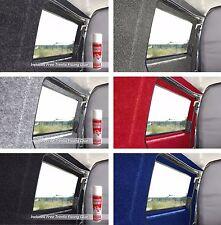 Various Size Van Lining Carpet Kit Super Stretch & Trimfix Spray Glue 1.4m Wide