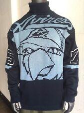 Men's Avirex Navy/Lt.Blue Turtleneck Sweater