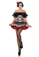 IAL Leg Avenue 85293 Kostüm Voodoo Zauberin Magier Priester Magic Dead Doll