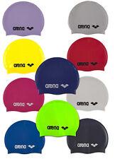 ARENA - CUFFIA CLASSIC LOGO SILICONE CAP - 91662