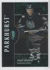 2002-03 In the Game Parkhurst SportsFest Chicago #116 Sergei Gonchar Hockey Card