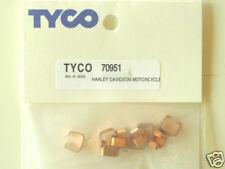 6 Pair Tyco Motor Cycle  Slot Car Pickup Shoes