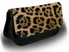 Leopard Print Make Up Bag Case Makeup Cosmetics Animal Pattern Spots Cheetah 256
