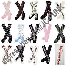 Hot Sale!40cm Long Sweet Lolita Fashion Cozy Socks Many Styles Free Shipping