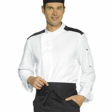 Chef Jacket Chef Isaac Malaga Microfribra Shirt Jacket Kochjacke Куртка