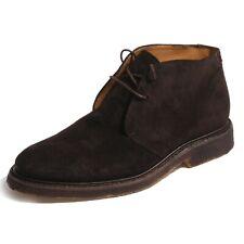 B0200 polacchino uomo CORDWAINER KIM marrone brown boots men