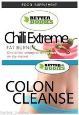 Chilli Extrema Colon Cleanse Fuerte Dieta Adelgazante Dieta Pérdida de Peso Quemadores de grasa