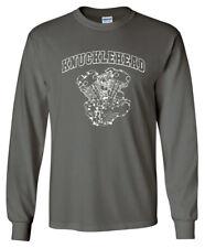 KNUCKLEHEAD Engine LONGSLEEVE T-shirt - Harley Davidson Biker