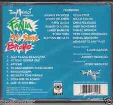 salsa rare FANIA BRAVO LIVE aqui el que baila gana SANDUNGUERA que te vaya bien