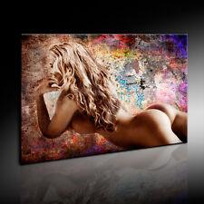 Bild Leinwand Akt Sexy N353 Bilder Abstrakte Kunstdrucke Keilrahmenbilder Boikal