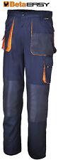 Pantalone lavoro Beta Utensili Work 7870E Easy Light Blue 180 g leggera