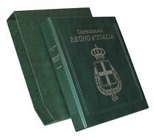 Masterphil Album Raccoglitore per CARTAMONETA REGNO D'ITALIA Master Phil