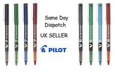 PILOT HI-TECHPOINT v7 0.7 Inchiostro liquido penna roller nero rosso blu verde